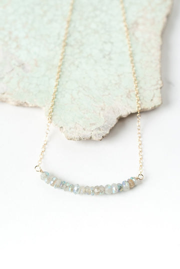 Serenity Bar Necklace