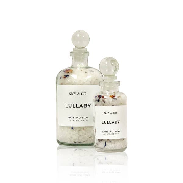 Bath Salt Soak - Lullaby
