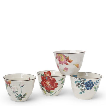 Flowers of Summer Teacup Set