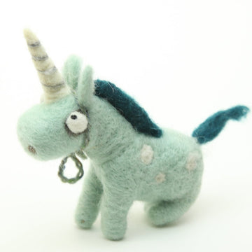 Unicorn Felty Ornament