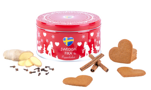 Load image into Gallery viewer, Swedish Fika Pepparkakor - Ginger Cookie