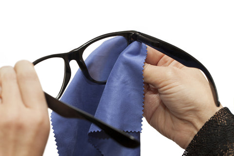 58b36293c3dc 3 Ways to Properly Clean Your Glasses – Front Row Eyewear