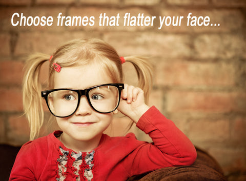 7727def82af0 We all want to look good and avoid looking bad when wearing eye glasses. We  want to accentuate the positive and accessorize with style.