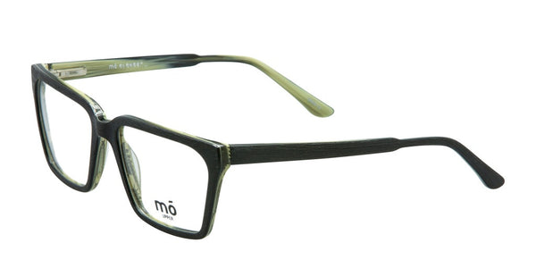 Mo Eyewear Black and Yellow Prescription Glasses