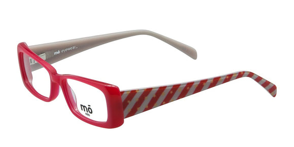 MO Eyewear Kids Eyeglasses in Pink Color with Stars