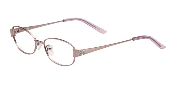 Elan Rose Metal Eyeglass Frames