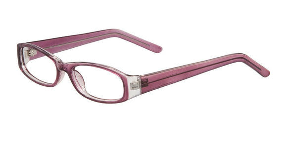PRIVATE LABEL Light Purple Plastic Eyeglass Frame Havyn