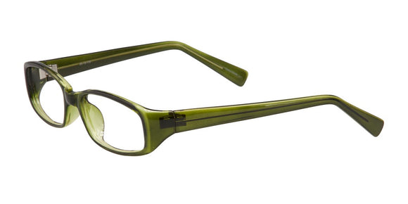 PRIVATE LABEL Green Plastic Eyeglass Frame Helki