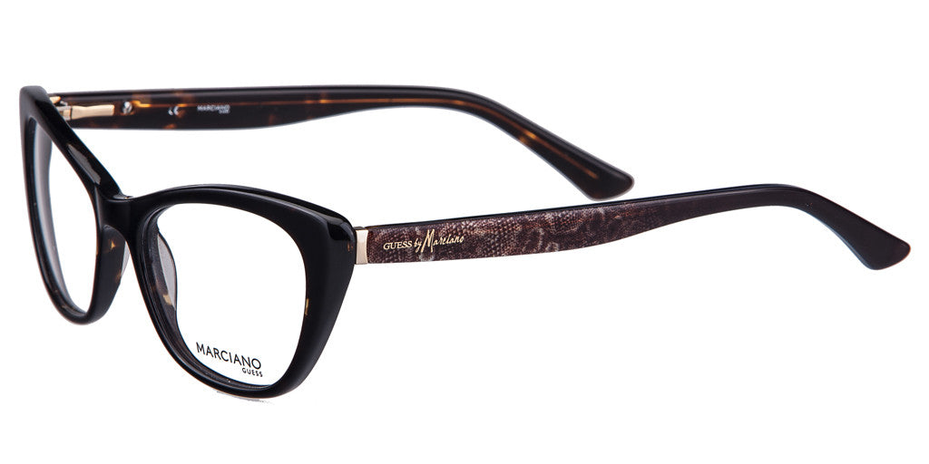 f4c44f747 Guess by Marciano GM 223 Tortoise Cat-Eye Prescription Eyeglasses ...