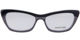Guess by Marciano GM 233 B84 BLK 54mm Black-Gray Eyeglasses