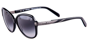 Guess by Marciano GM 696 Black Big Sunglasses