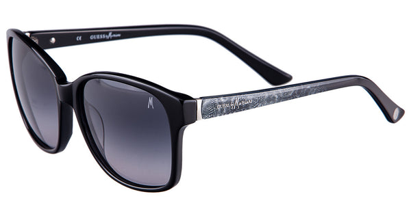 Guess by Marciano GM 704 BLKSI-35 Black Sunglasses