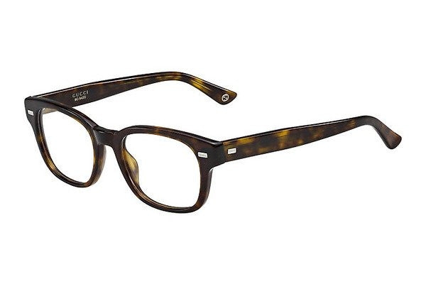 Gucci 1081 ACZ Tortoise Prescription Eyeglasses