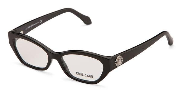 Roberto Cavalli RC0815 Swarovski Cat-Eye RX Glasses