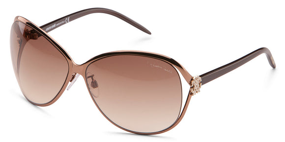 Roberto Cavalli RC 500S Shiny Light Bronze Sunglasses