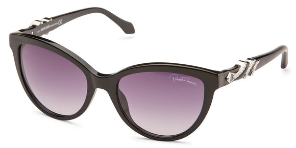 Roberto Cavalli RC 878S Black Sunglasses