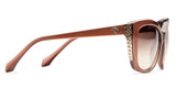 Roberto Cavalli 888S Cat Eye Sunglasses Side
