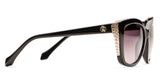Roberto Cavalli Cat Eye Women Sunglasses Side