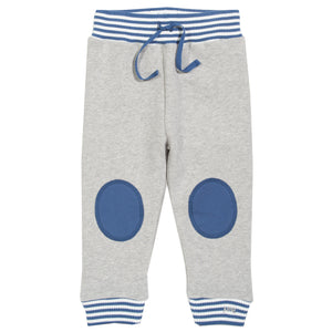 Kite Knee Patch Joggers Grey