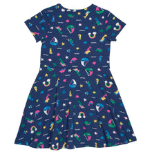 Load image into Gallery viewer, Kite Kids Land Ahoy Skater Dress