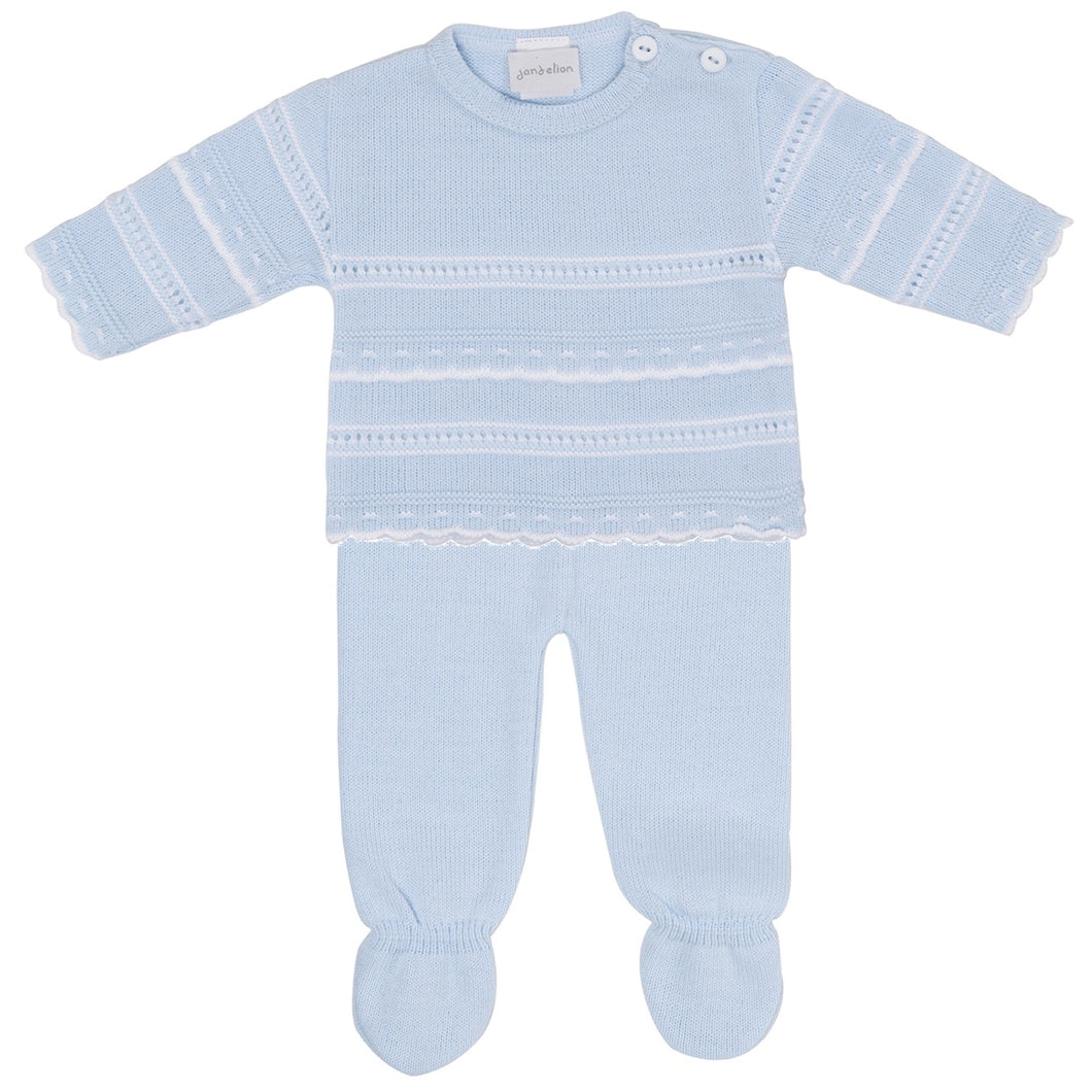 Dandelion Boys Knitted Two Piece Legging Set