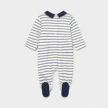 Load image into Gallery viewer, Mayoral Striped Onesie