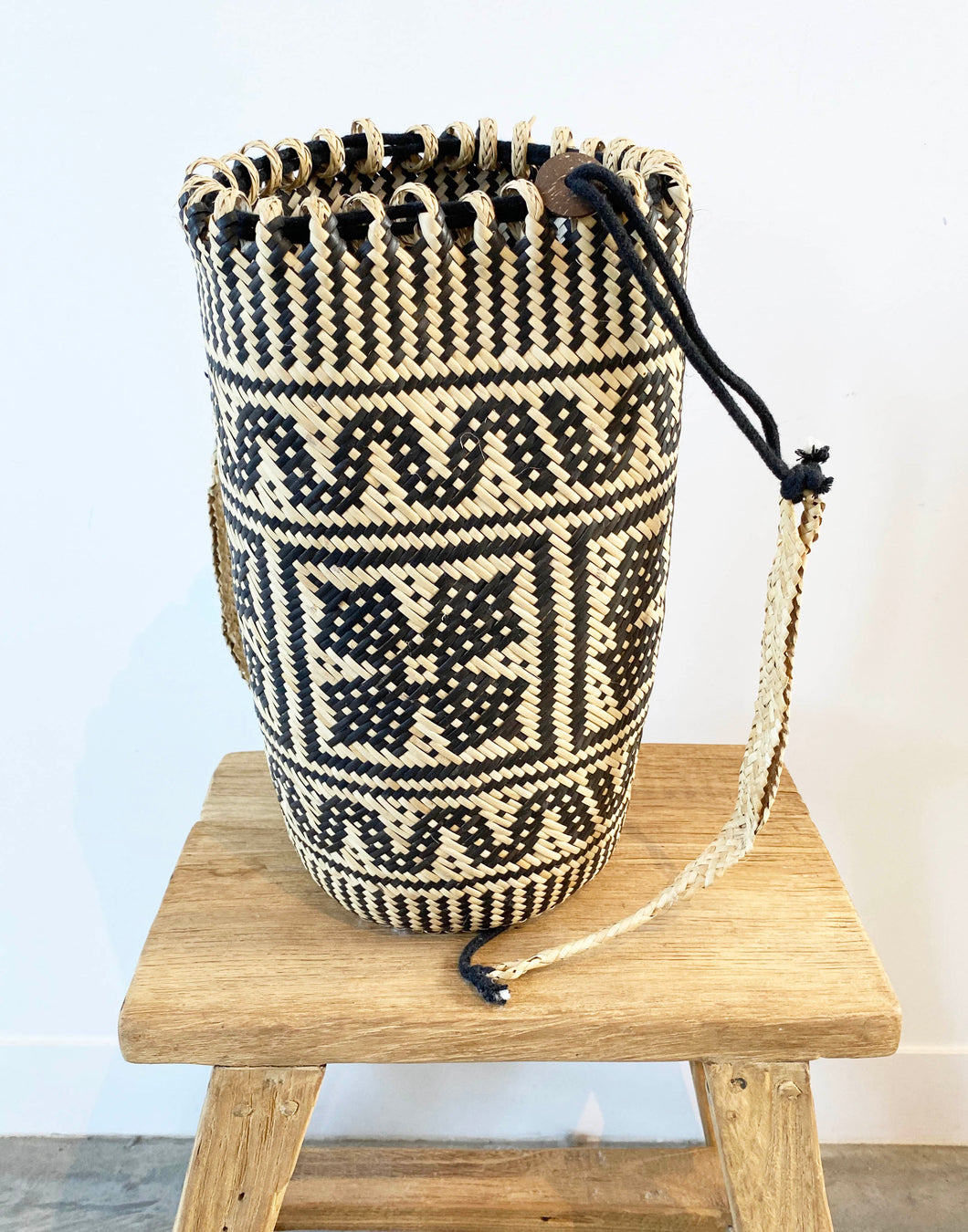 Backpack Indonesian Basket