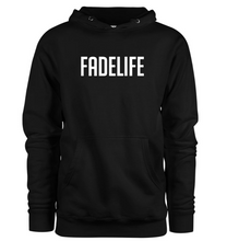 Load image into Gallery viewer, Fadelife Hoodie Black (Unisex)