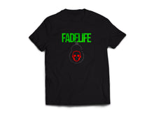 Load image into Gallery viewer, Women Fadelife Logo T-Shirts Green Light