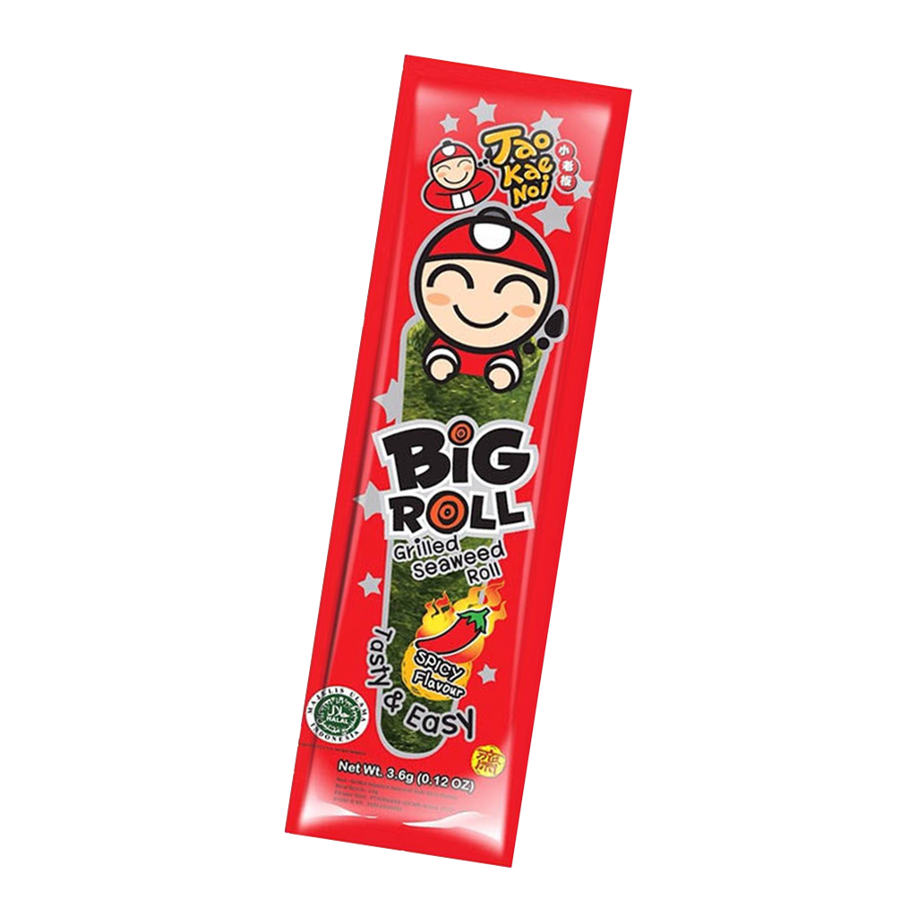 TKN BIG ROLL HOT&SPICY 3.6 GR
