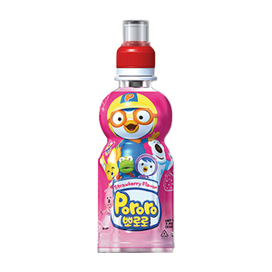 PORORO STRAWBERRY 235 ML