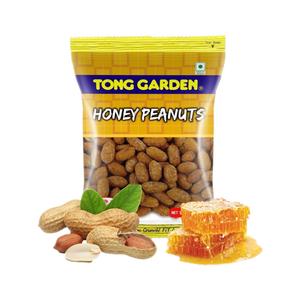 TG HONEY PEANUTS 42GR