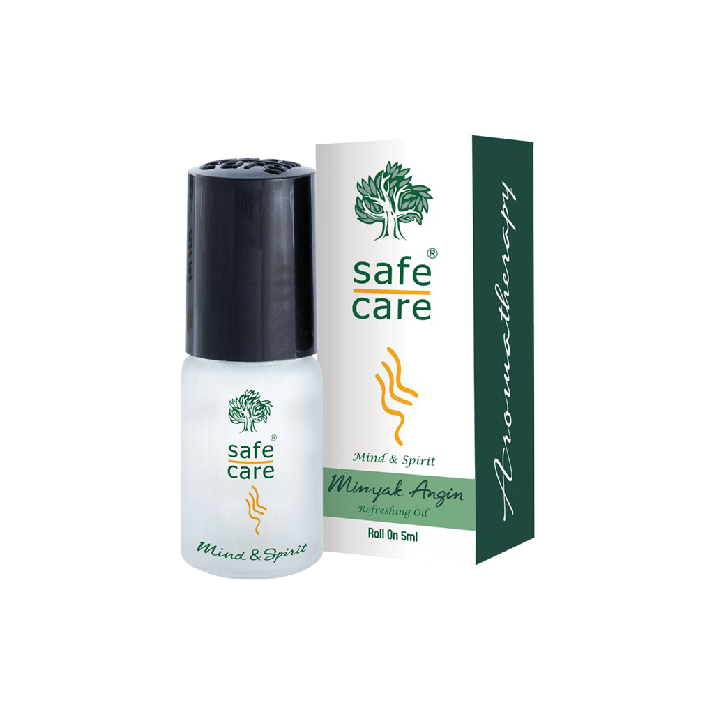 SAFECARE ROLL ON M.ANGIN A.THERAPY 5 ML
