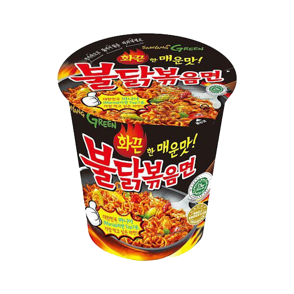 SAMYANG HOT CHICKEN CUP 70 GR