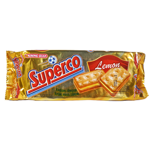 KHONG GUAN SUPERCO LEMON 138 GR
