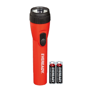 FLASH LIGHT LED EVEREADY BATTERY 2 AA