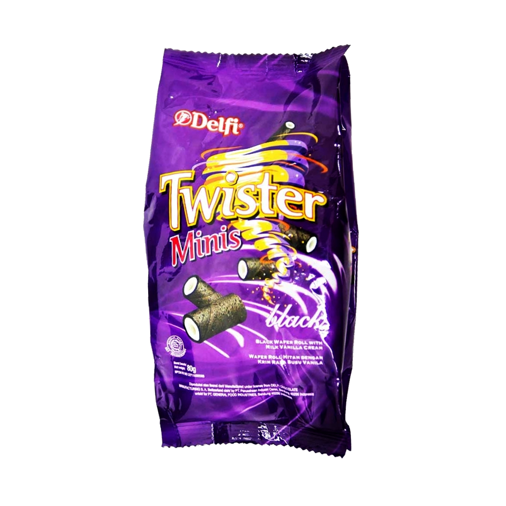 TWISTER BLACK VANN 80 GR