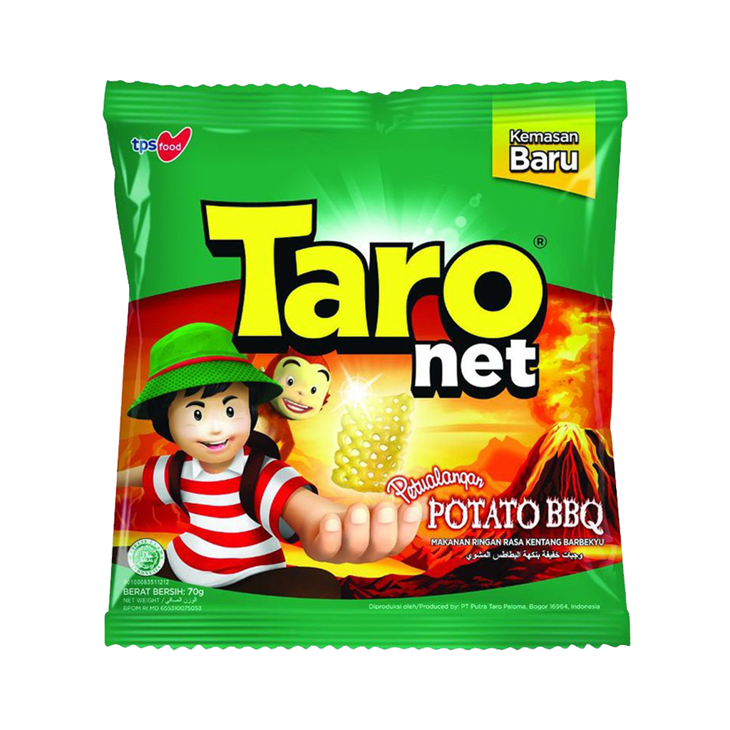 TARO NET TERIYAKI BARBEQUE 65 GR