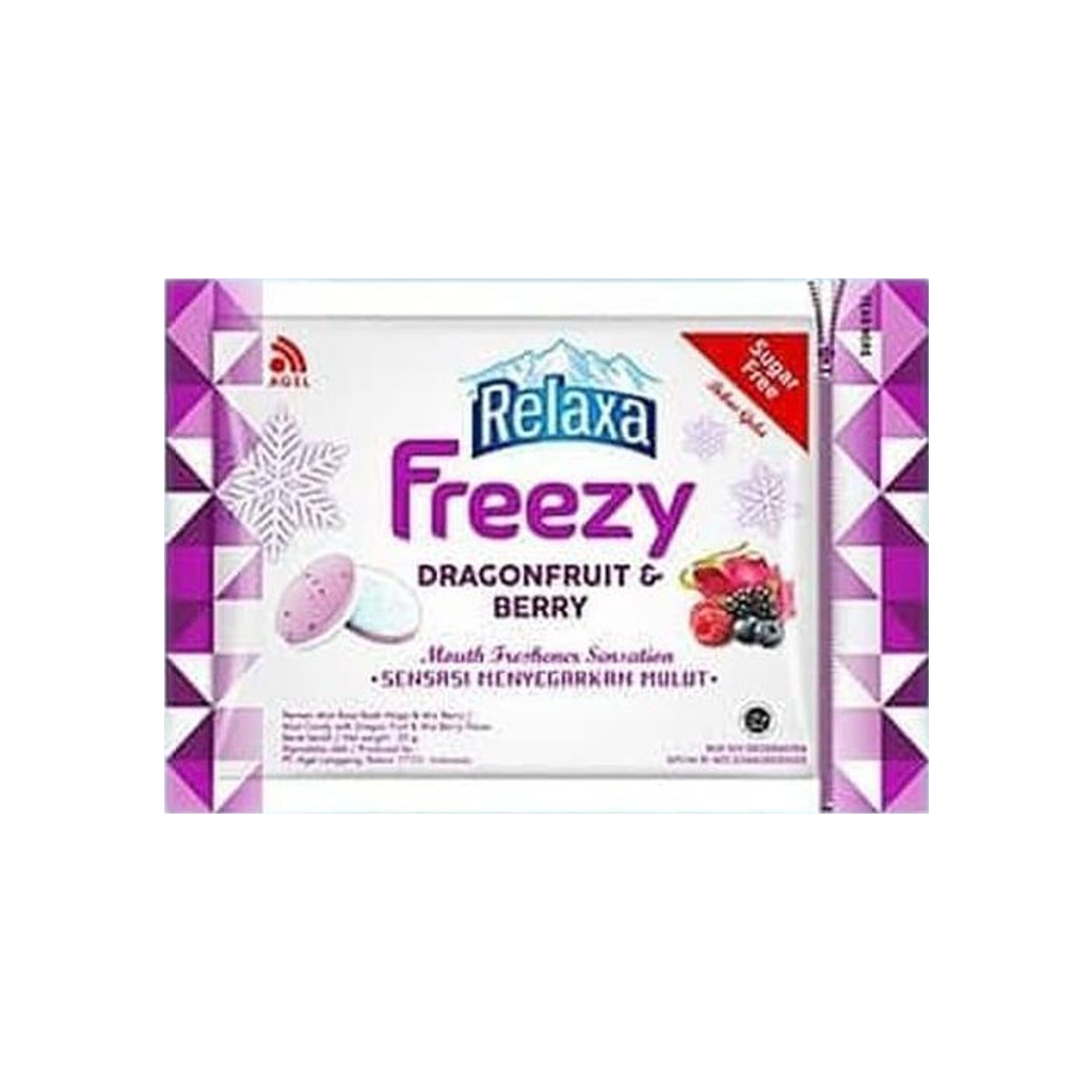 RELAXA FREEZY DRAGON FRUIT 25 GR