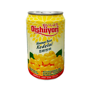 OISHIIYORI SOYA BEAN DRINK 300 ML