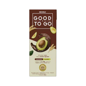 INDOMILK GTG AVOCADO 250 ML