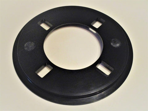 Sprocket damper plate