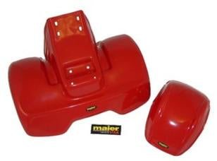 78-85 Atc70 Red Fender Set
