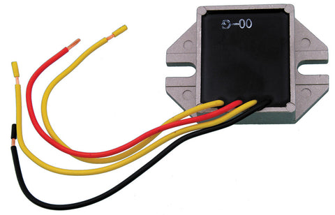 Battery style voltage regulator