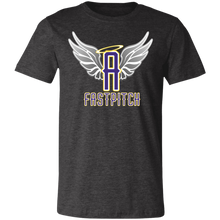 Load image into Gallery viewer, Angels Fastpitch Short-Sleeve T-Shirt