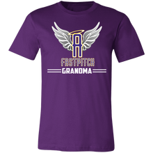 Load image into Gallery viewer, Angels Fastpitch Grandma Short-Sleeve T-Shirt