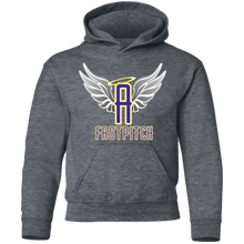 Load image into Gallery viewer, Angels Fastpitch Youth Pullover Hoodie