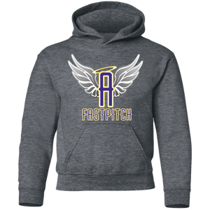 Angels Fastpitch Youth Pullover Hoodie