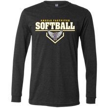 Load image into Gallery viewer, Angels Fastpitch Plate Jersey LS T-Shirt