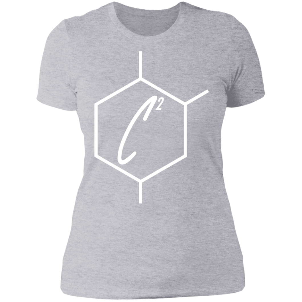 Hexa Ladies' Boyfriend T-Shirt